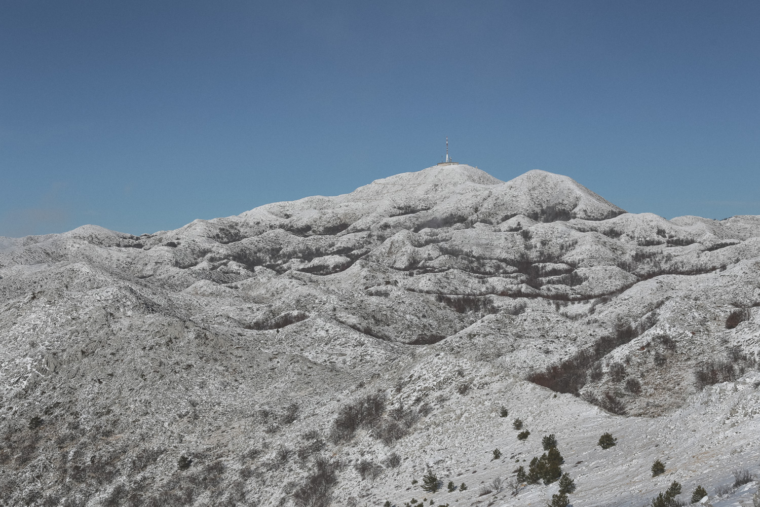 Sv. Jure, highest peak of Biokovo