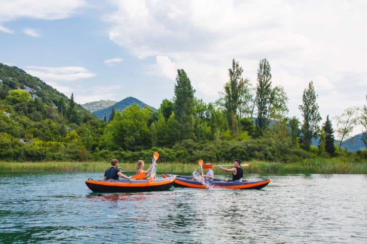 kayaking-croatia