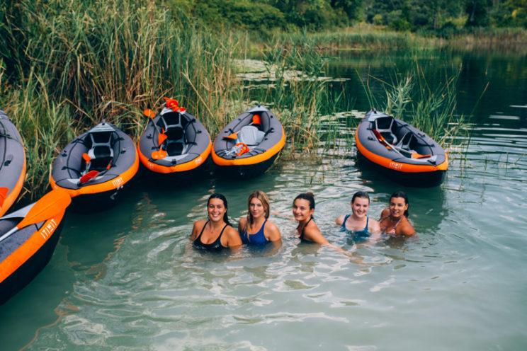croatia-kayaking