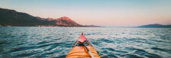 Kayaking years