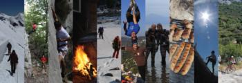 Forming the adventure club in Ploče