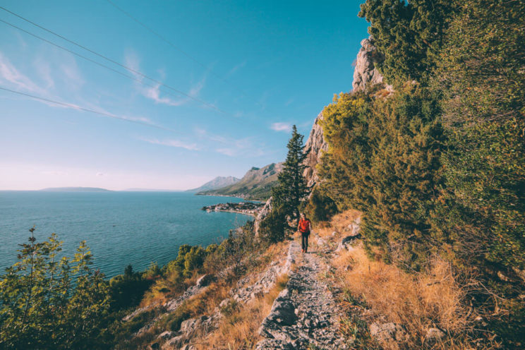 hiking-at-gradac-area