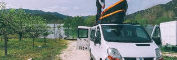 Buying the van and third season