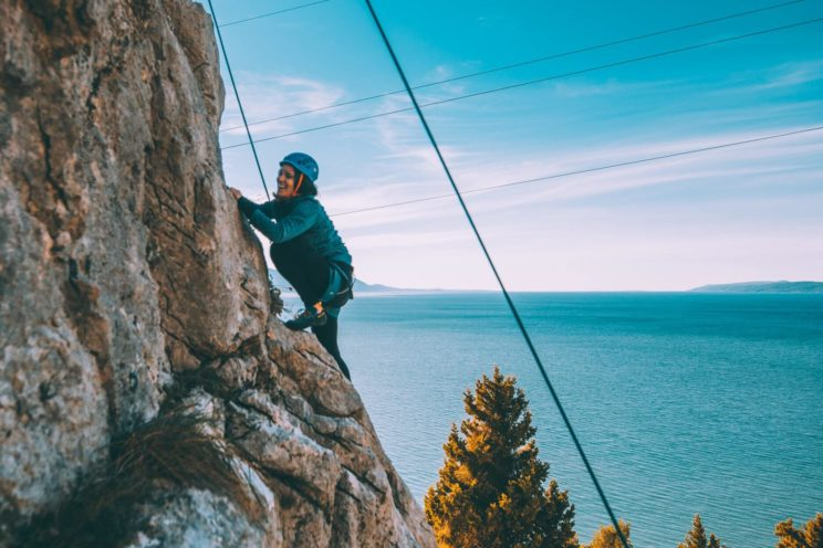 gradac-rock-climbing