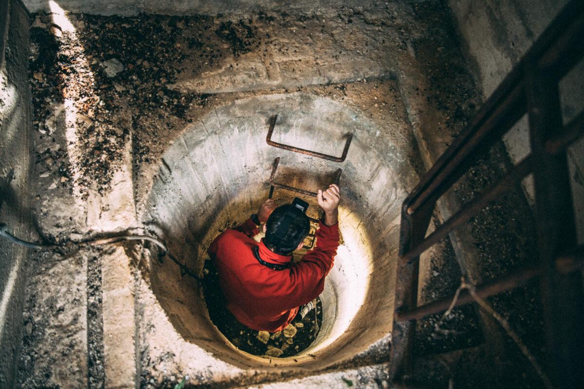 ploce-underground-bunker