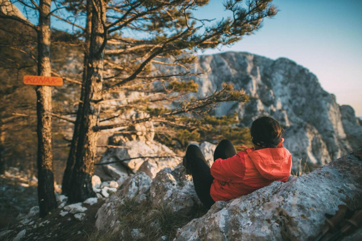 biokovo mountain hike