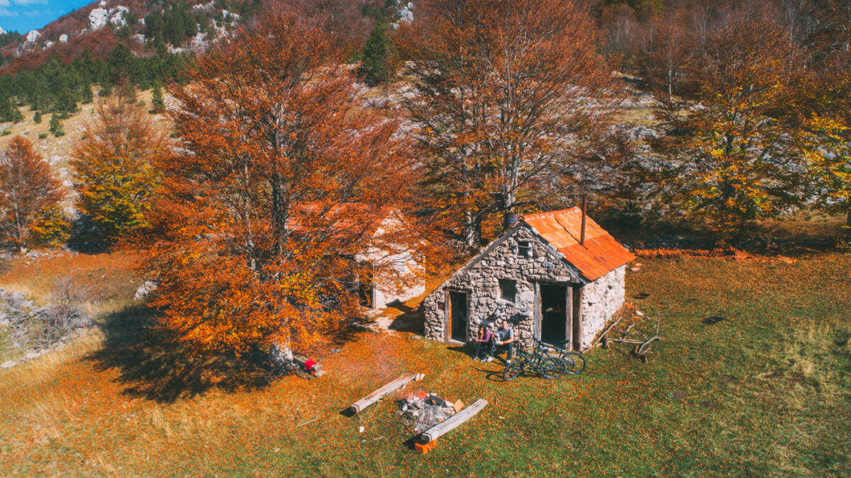dinara mountain cottage