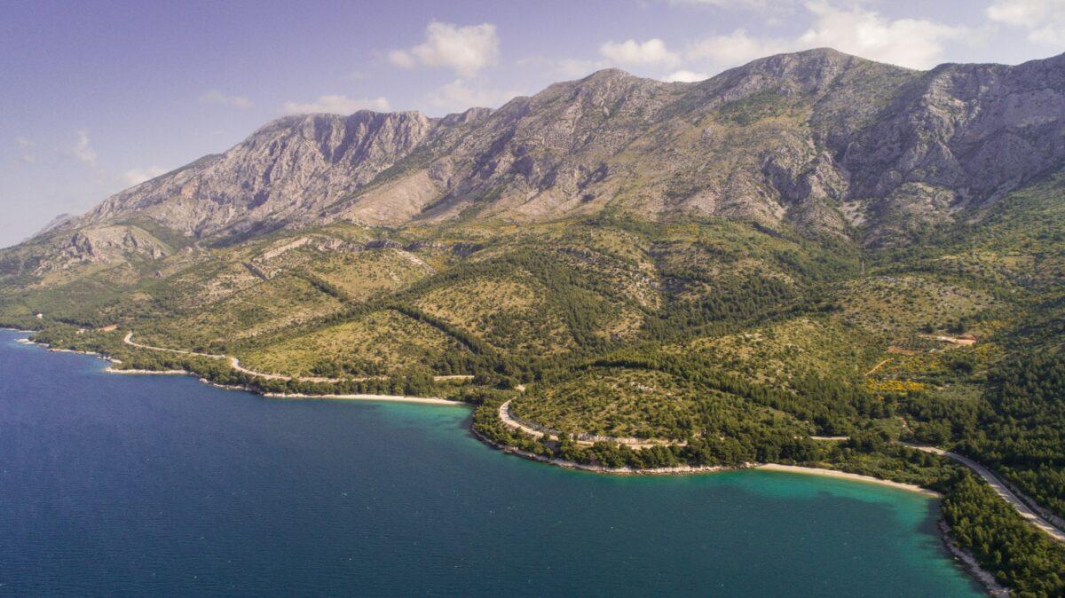 southern croatia landscape