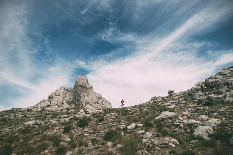 tulove grede on velebit mountain