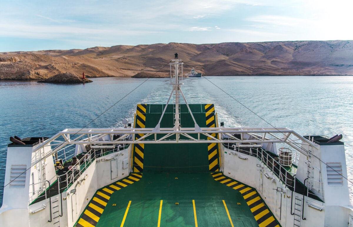 split to dubrovnik by ferry