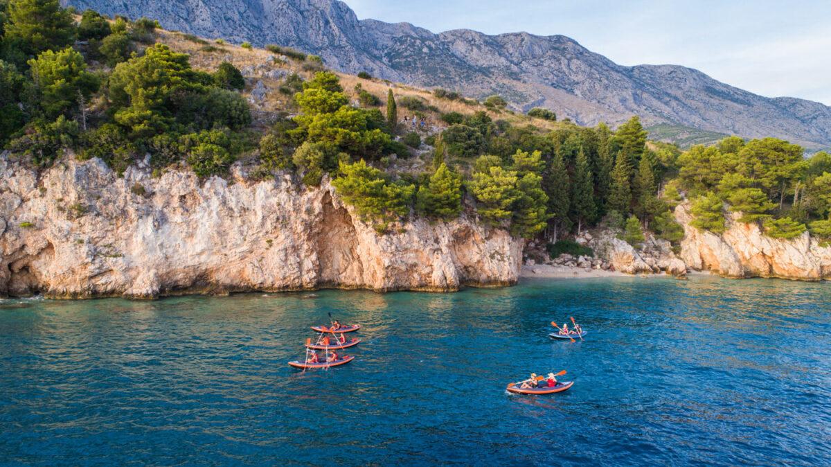 where is dalmatian coast